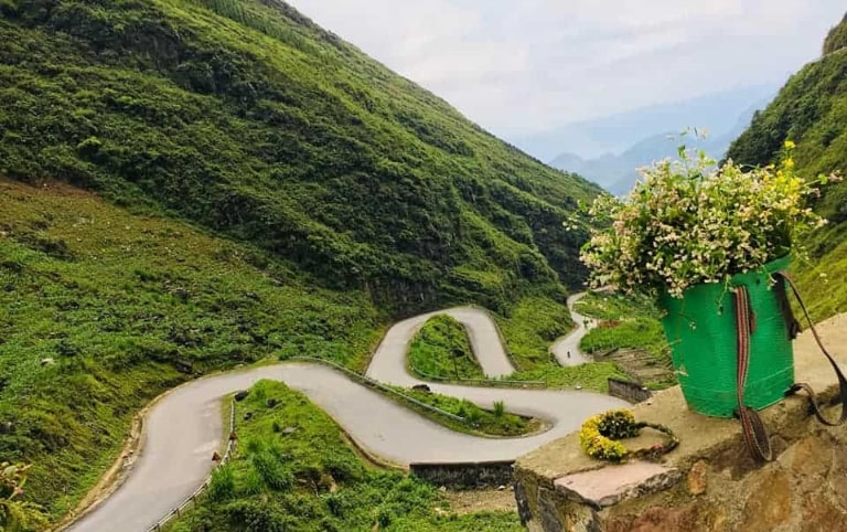 Hành trình đi Hà Giang này rất thuận tiện đi lại