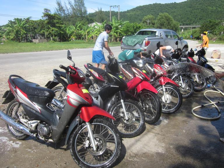 Cho thuê xe máy Nam Từ Liêm