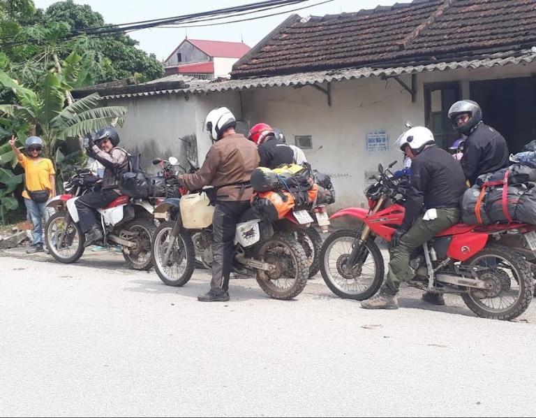 Thuê xe máy Đống Đa Hà Nội