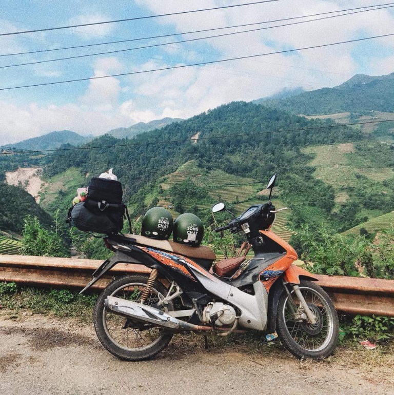 Hanoi Motor tour cho thuê xe máy đi phượt ở Đống Đa
