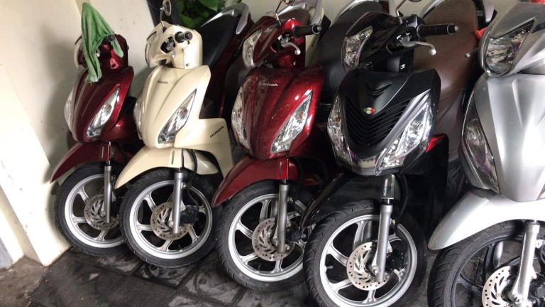 Cường Thủy - cửa hàng cho thuê xe máy Hà Đông