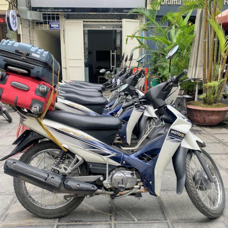 MOTOGO - cơ sở cho thuê xe máy Hoàn Kiếm số 1