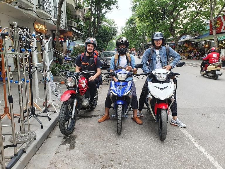 13535 cho thuê xe máy tại Từ Liêm