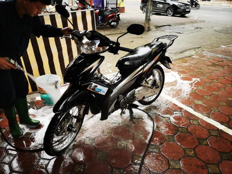 Bon Bon cho thuê xe máy ở Từ Liêm