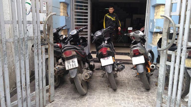 cho thuê xe máy tại Hải Phòng