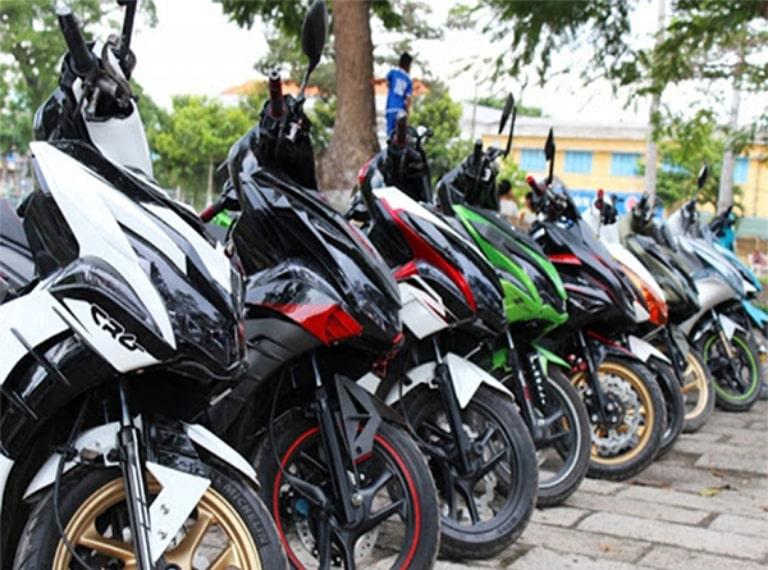 Cửa hàng thuê xe máy quận Thanh Khêsẽ hỗ trợ bạn nhiệt tình khi xe gặp sự cố