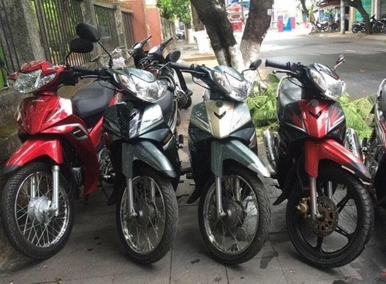 Tìm hiểu thông tin thật kỹ trước khi quyết định thuê xe máy ở địa điểm nào
