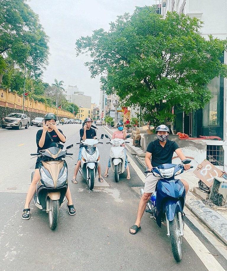 Thuê xe máy Kim's Motorbike