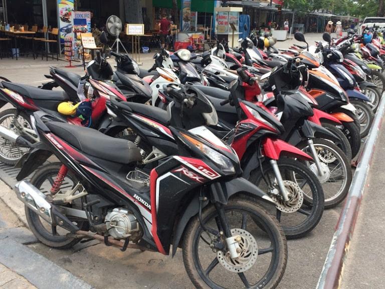 Tân Trường Phát - cho thuê xe máy
