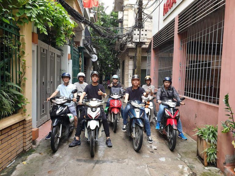 Thuê xe máy Hai Bà Trưng Chungxe