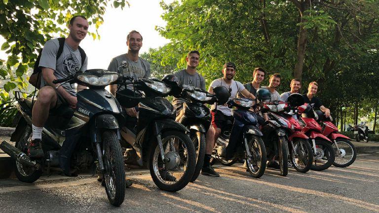 Thuê xe máy Thanh Xuân Hà Nội