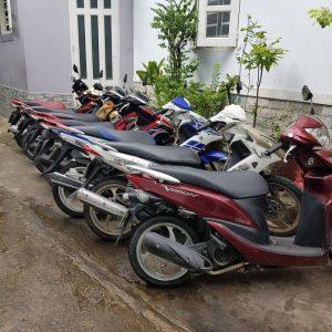 thuê xe máy giá rẻ
