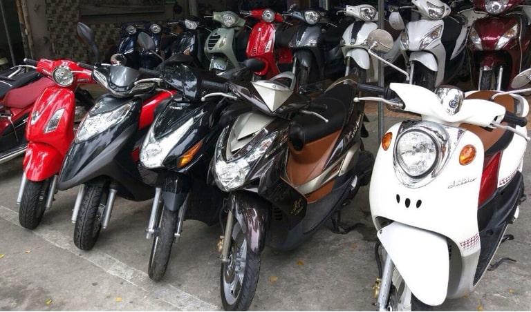 xe máy đẹp