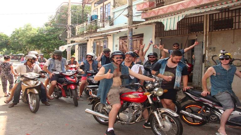 dịch vụ thuê xe máy tại Sài Gòn Tân Bình