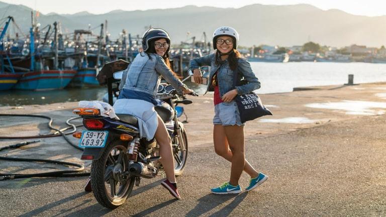Thuê xe máy Sài Gòn Tân Bình