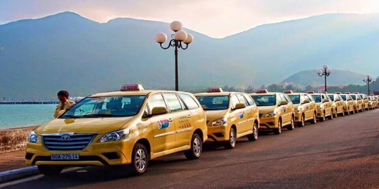 taxi sân bay
