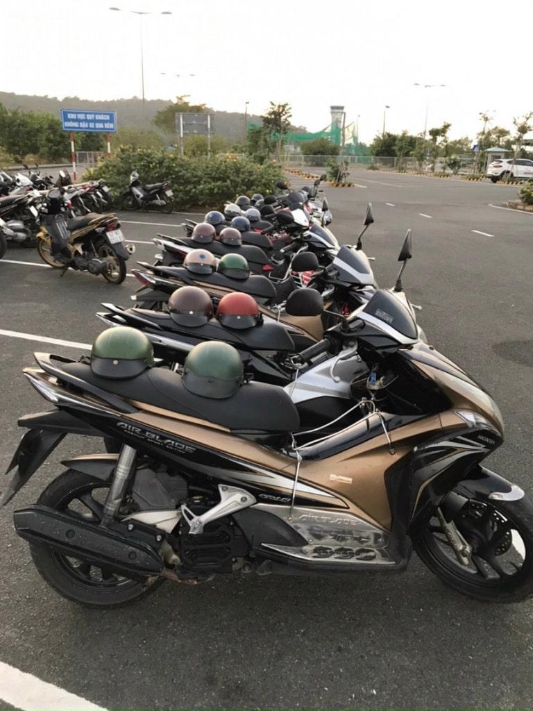 thuê xe máy sân bay Phú Quốc