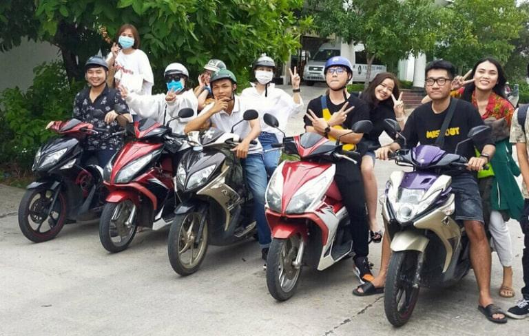 Du lịch theo nhóm
