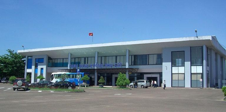 Xe bus sân bay Nha Trang