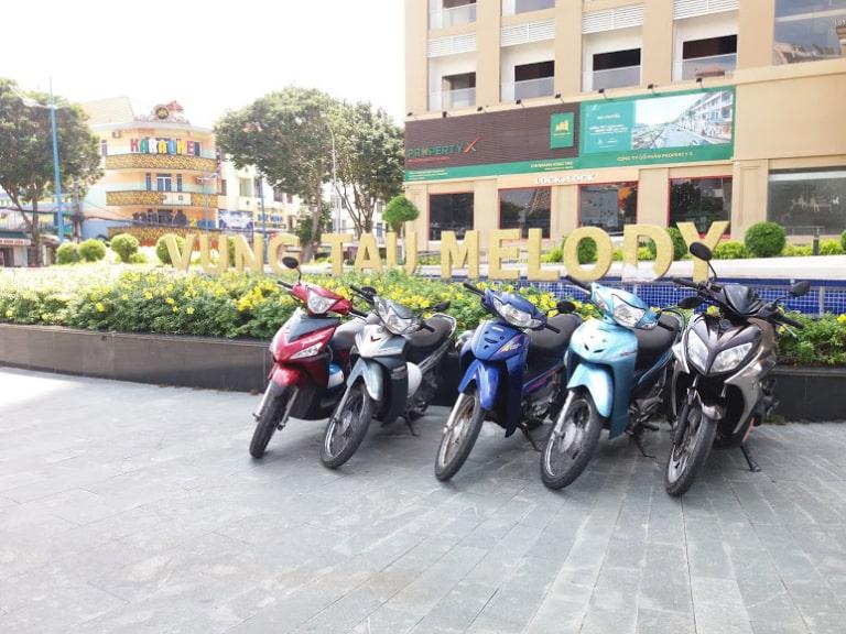 xe máy Vũng Tàu