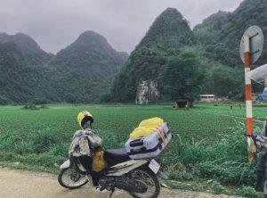 địa điểm thuê xe máy cao bằng