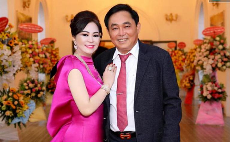 Vợ chồng doanh nhân chủ nhân của KDL Đại Nam