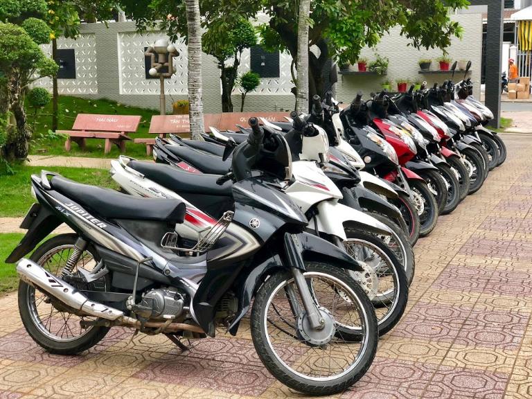 Thuê xe máy An Giang