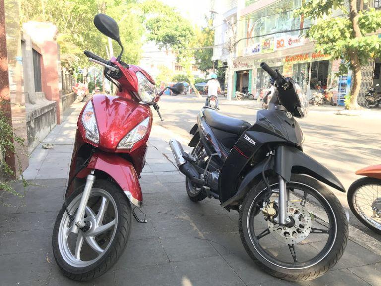 Cơ sở cho thuê xe máy Văn Phước