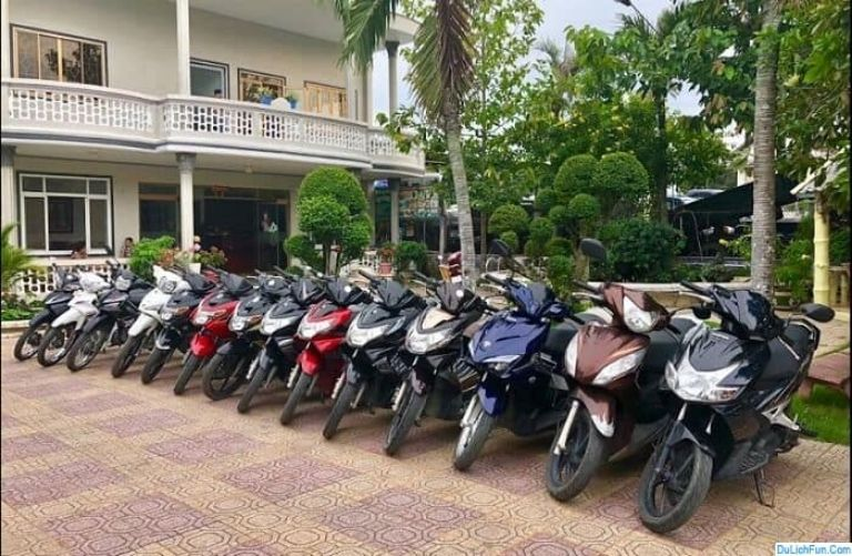 Thuê xe máy Đắk Nông chất lượng nhất