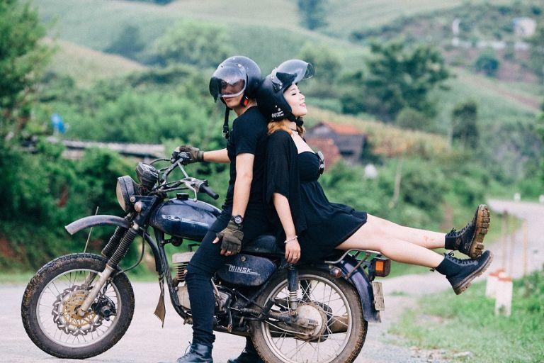 Thuê xe máy ở Điện Biên