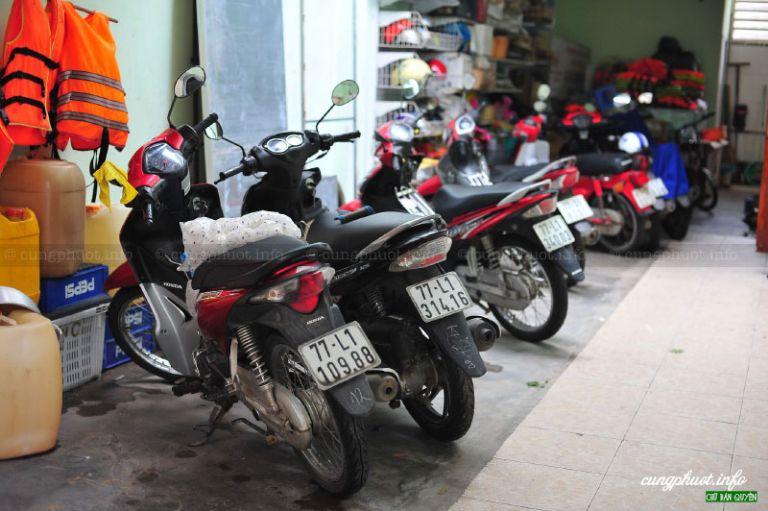 Homestay phương dung tại Mường Nhé có xe đi sang Lào