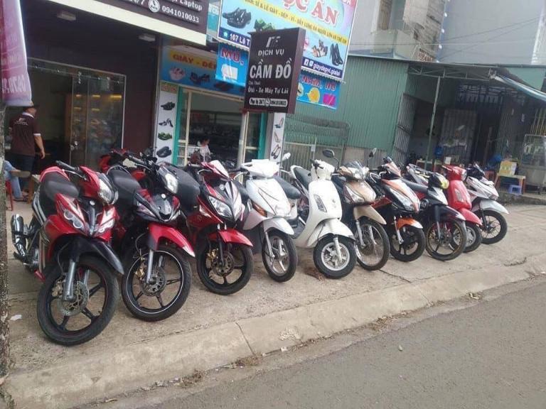 Gia Hân - Cửa hàng cho thuê xe máy Gia Lai chất lượng và uy tín nhất khu vực