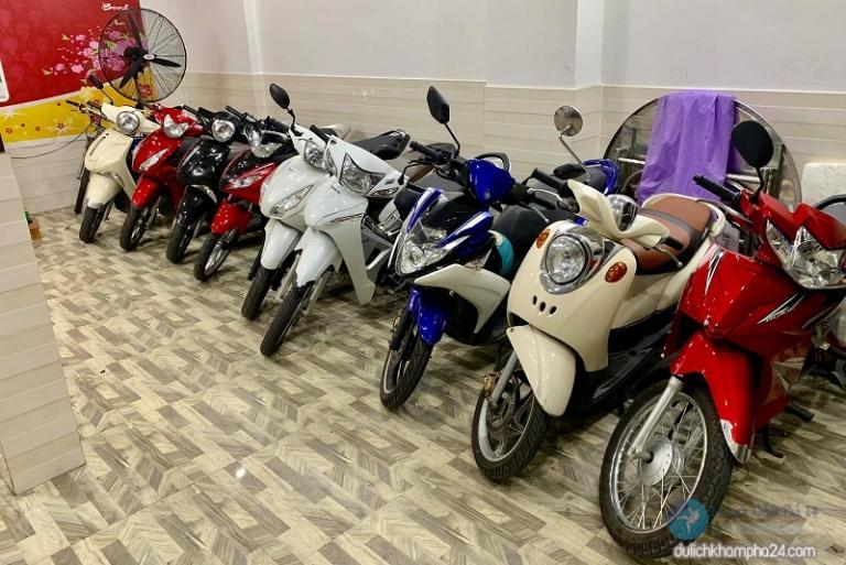 Những chiếc xe máy Gia Lai giá rẻ chỉ từ 80k