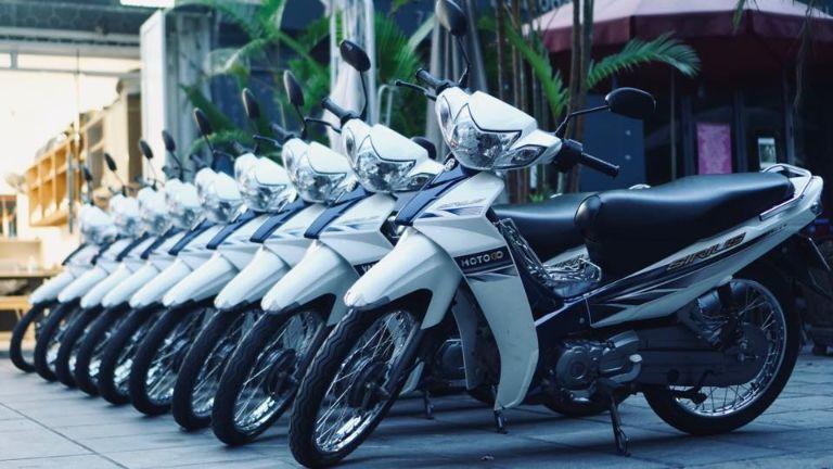 thuê xe máy hà nội - motogo