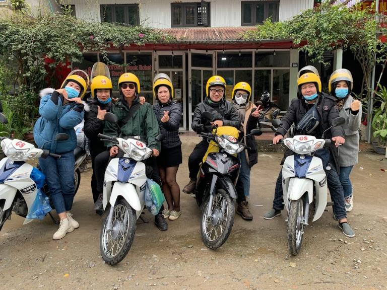 Thoải mái khám phá Mèo Vạc Hà Giang khi sử dụng dịch vụ thuê xe máy tại đây