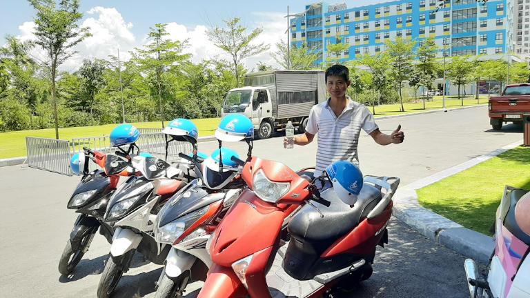 Xe tại Hồ Xuân Hương rất chất lượng