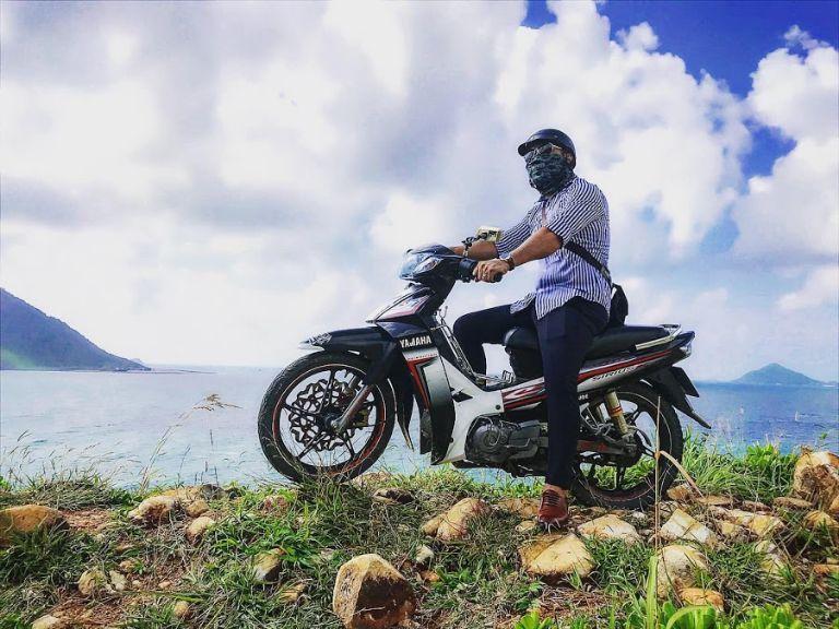 Xe máy Côn Đảo