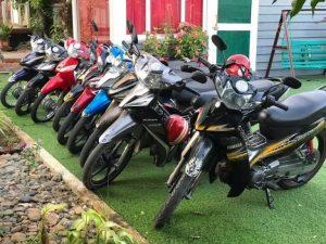 Thuê xe máy Phan Rang