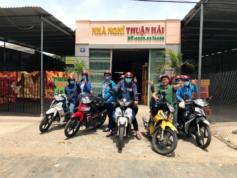 thuê xe máy Binh Thuận