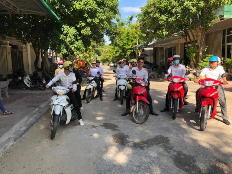 Địa chỉ cho thuê xe máy Quảng Ngãi