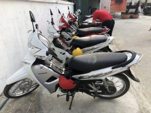 Địa chỉ thuê xe máy Quảng Ngãi uy tín