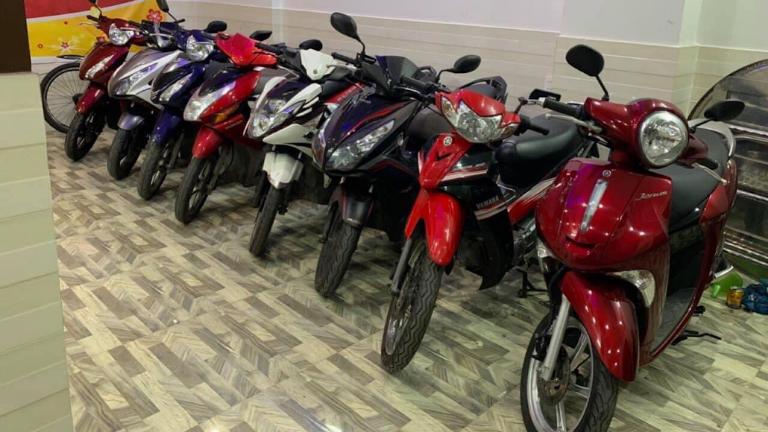 Cửa hàng cho thuê xe máy gần sân bay Liên Khương được khách hàng ưa chuộng A