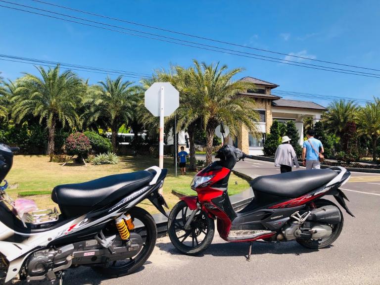 Cửa hàng cho thuê xe máy Lâm Duẩn đem đến dịch vụ giao xe tận nơi tiện ích cho khách thuê xe