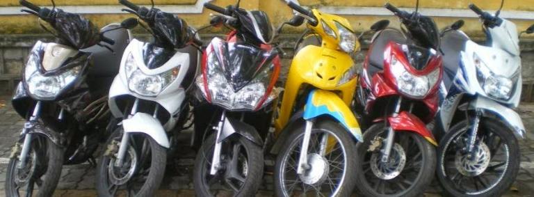 Cửa hàng cho thuê xe máy Nha Trang giá rẻ mà bạn không thể bỏ lỡ khi đến đây