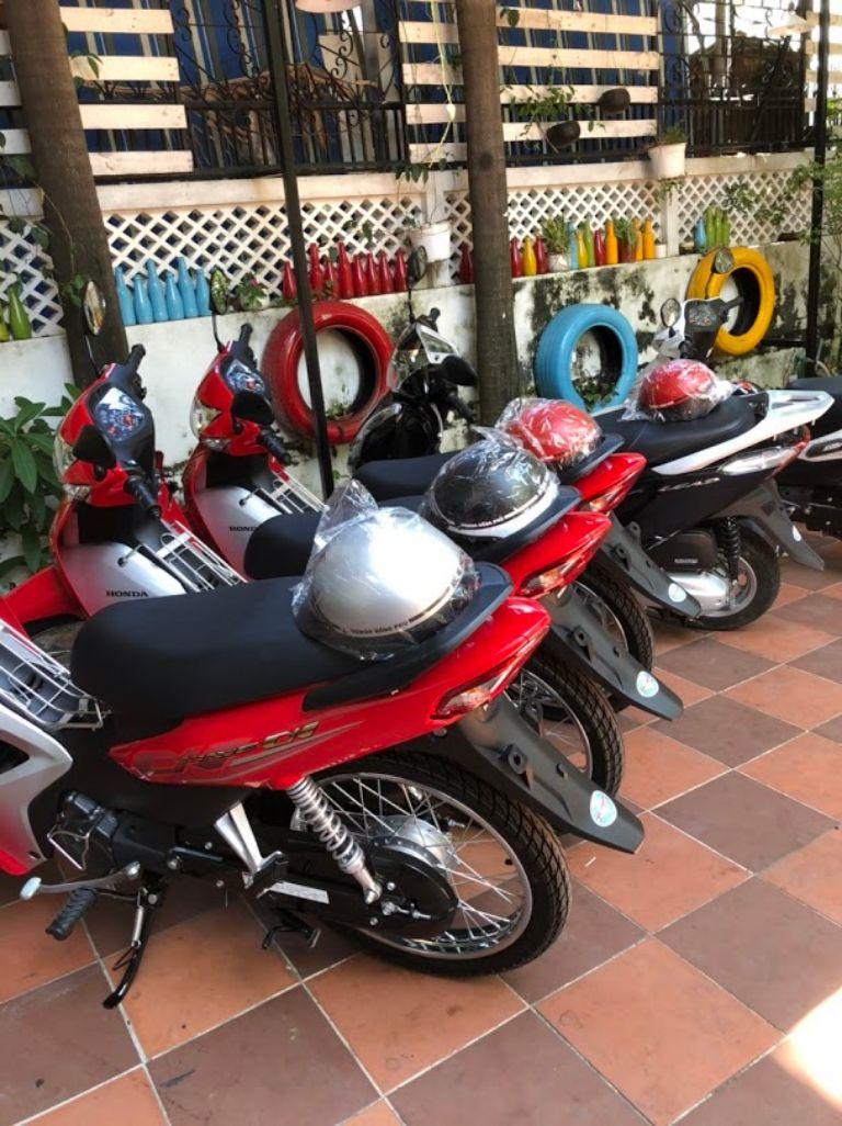 Thuê xe máy Tuy Hòa