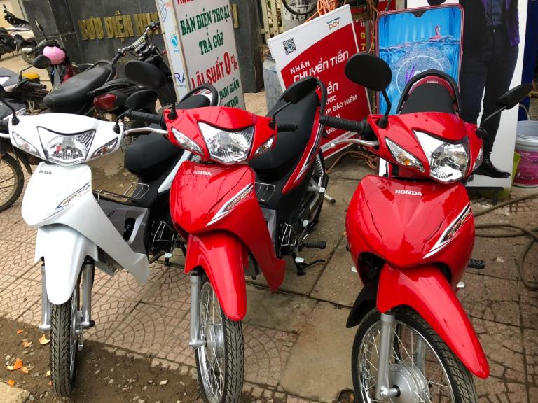 Địa điểm thuê xe máy Sơn La uy tín