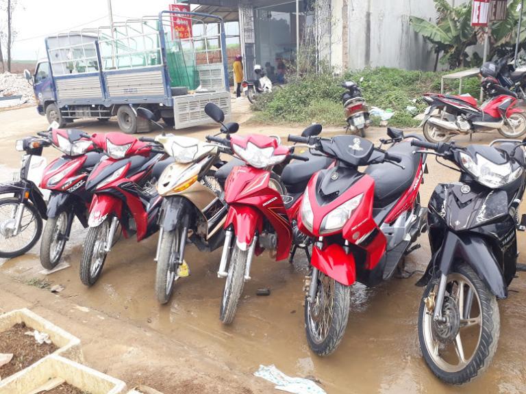 Cửa hàng Thành Đồng là địa chỉ cho thuê xe máy Sơn La uy tín