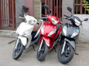 Địa điểm cho thuê xe máy Mũi Né Phan Thiết uy tín