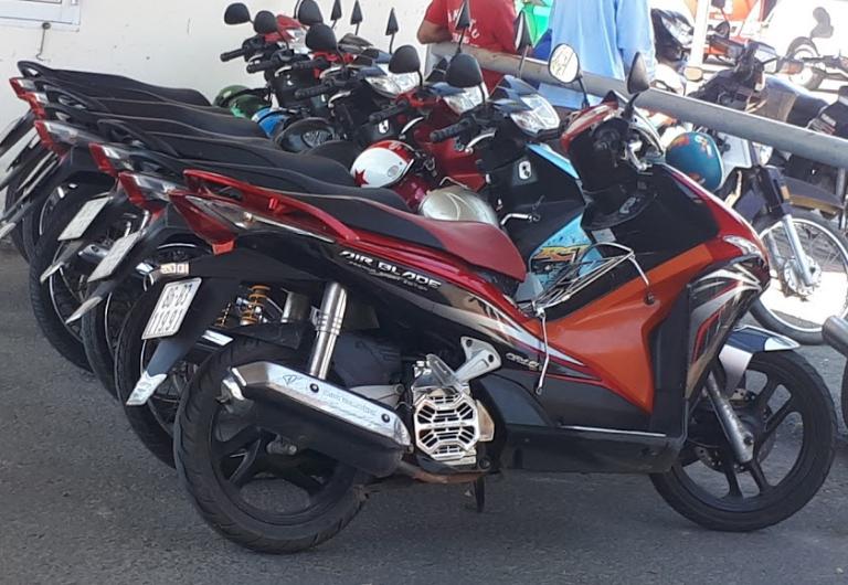 Hoàng Hiếu là địa chỉ thuê xe máy tại Mũi Né chất lượng siêu tốt