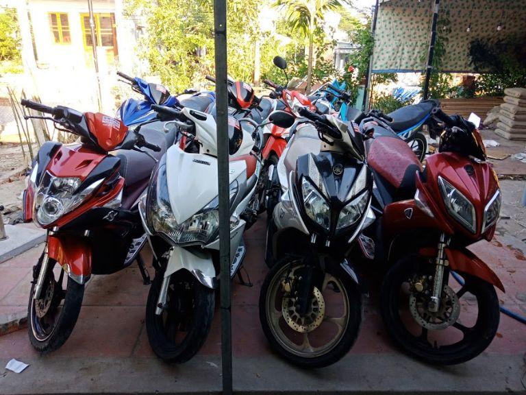 Địa chỉ thuê xe máy Tam Kỳ Quảng Nam chất lượng